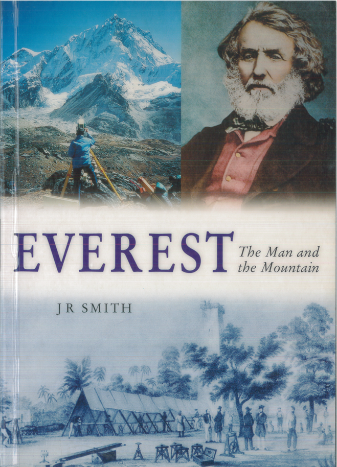 Everest : man & mountain